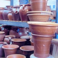 Pots, Statues And Sundries