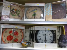 Selection of Outdoor Clocks